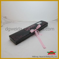hair extension packaging box/wholesale cheap hair extension packaging