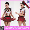 Wholesale high quality japan sexy school girl costume sex teacher uniform
