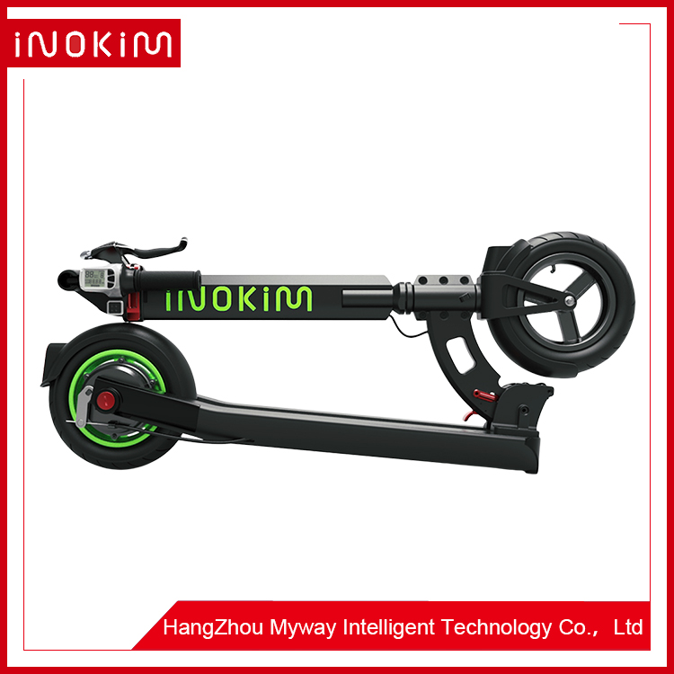Top 5 brand iNOKiM Premium quality 2016 new foldable electric scooter