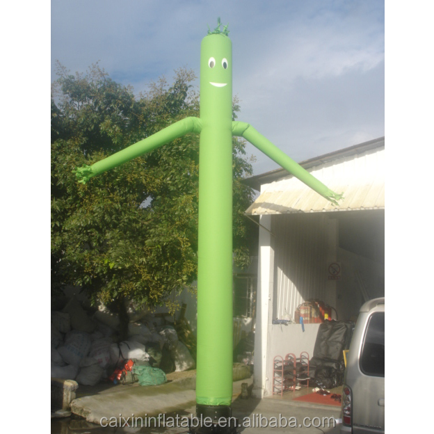 Inflatable Tube led air dancer for ads