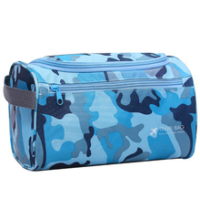 Outdoors Portable Hanging Travel Oxford Camouflage Storage Bag