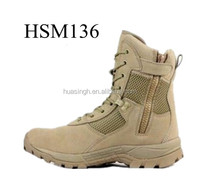 extreme weather lightweight and breathable war defense storm desert boots for army