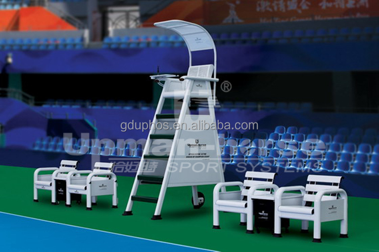 Aluminum referee chair ,Tennis umpire Chair
