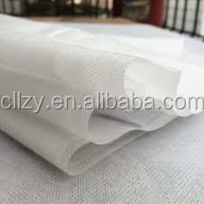 Cold Water Soluble Fabric for embroidery stabiliser/backing Eco-Friendly cold water soluble nonwoven fabric for wholesale PVA
