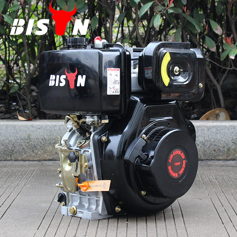 BISON(CHINA) Single Cylinder Air Cooled Diesel Engines For Sale