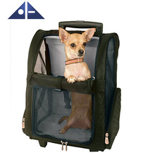 Pull Rod Type Pet Bag Wheel Around Travel Pet Carrier