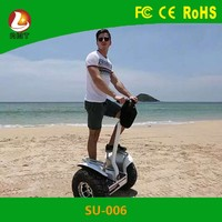 new products 2016 electric snowmobile 19 inch two wheels scooter stand up electric scooter with handle