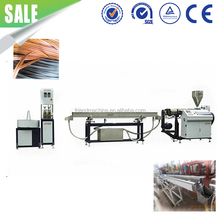 High Speed Artificial PP PE Plastic Rattan Extruder