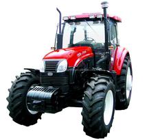2017- 90hp tractor price list farm tractor for sale
