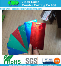 Hot Sell In Ukrain electrostatic spray/tribo Antimicrobial Powder Coating Paints