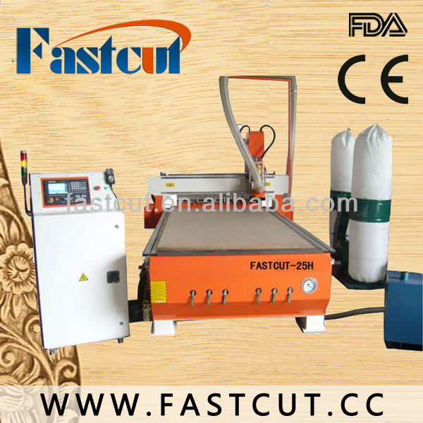 CNC router Automatic Knives Changing ATC wood processing