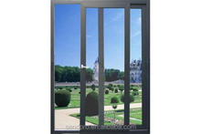 plastic grids for doors, aluminum/pvc sliding door with Germany hardware/plastic grids for doors available