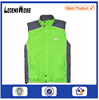 Fashionable customized stand-collar zipper-up vest