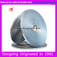 aluminum foil mylar air conditioning duct insulation material