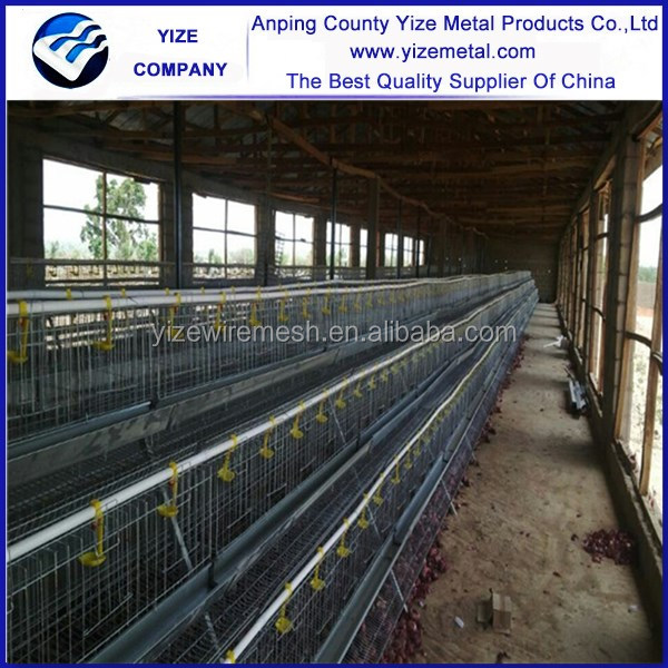 chicken metal prefabricated sheds
