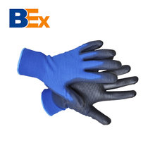Outstanding quality PU coated work gloves