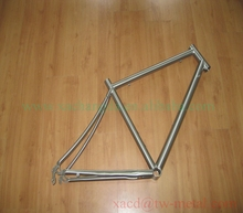 titanium road bike frame custom ti road bicycle frame xacd made kinds of titanium bicycle frame
