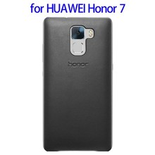 Phone Case Wholeseller High Standard Genuine Leather Case for Huawei Honor 7