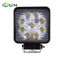 4 inch 27W LED Car Truck Offroad ATV UTV SUV Tractor Boat 4X4 Work Light