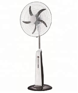 New design 16 inch rechargeable stand fan with great price