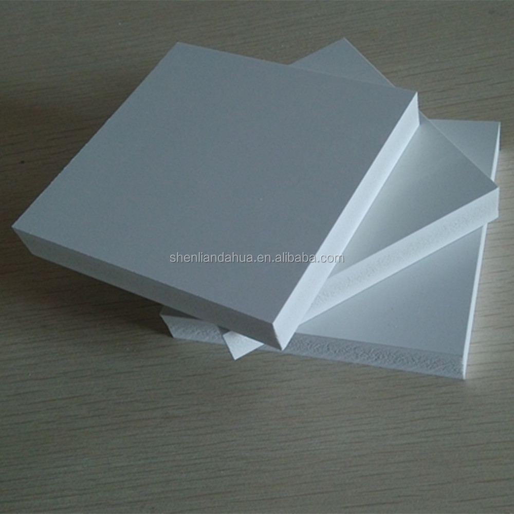 cabinet use pvc foamed sheet