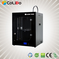 CoLiDo X3045 3d metal printer for sale, dual extruder,reprap 3d printer in china