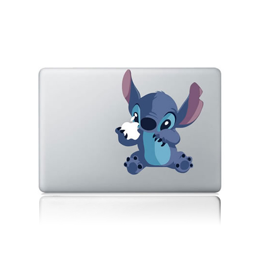 2400DPI definition stitch laptop sticker 13 15 11 for apple laptop sticker decal car computer sticker  adesivo  decalque