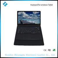 Trade Assurance universal 10.6 inch Tablet with keyboard for windows tablet PC