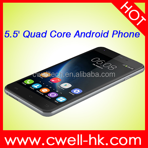 Hot Sale Original Unlicked OUKITEL U7 PRO 5.5 Inch Touch Screen China Cheap Android Phones
