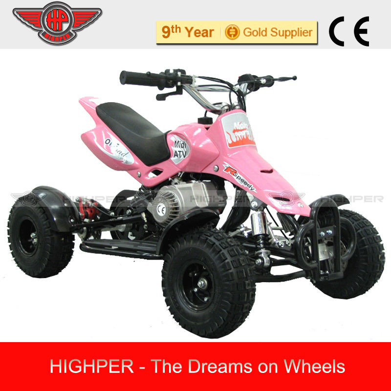 49CC Mini Gas Powered ATV For Kids