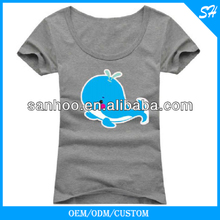 Hot Sale Fancy Design On Demand Women'S Polo T Shirt