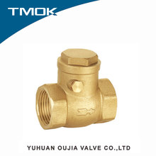 High Quality Brass wafer spring swing Check Valve