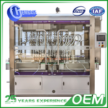 Top Quality Clean Easily Flavored Water Filling Machine
