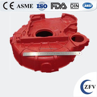 Hot sale factory price cast iron flywheel housing casting parts