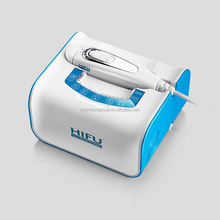 2016 new arrival beauty equipment new Korean technology hifu for wrinkle removal system