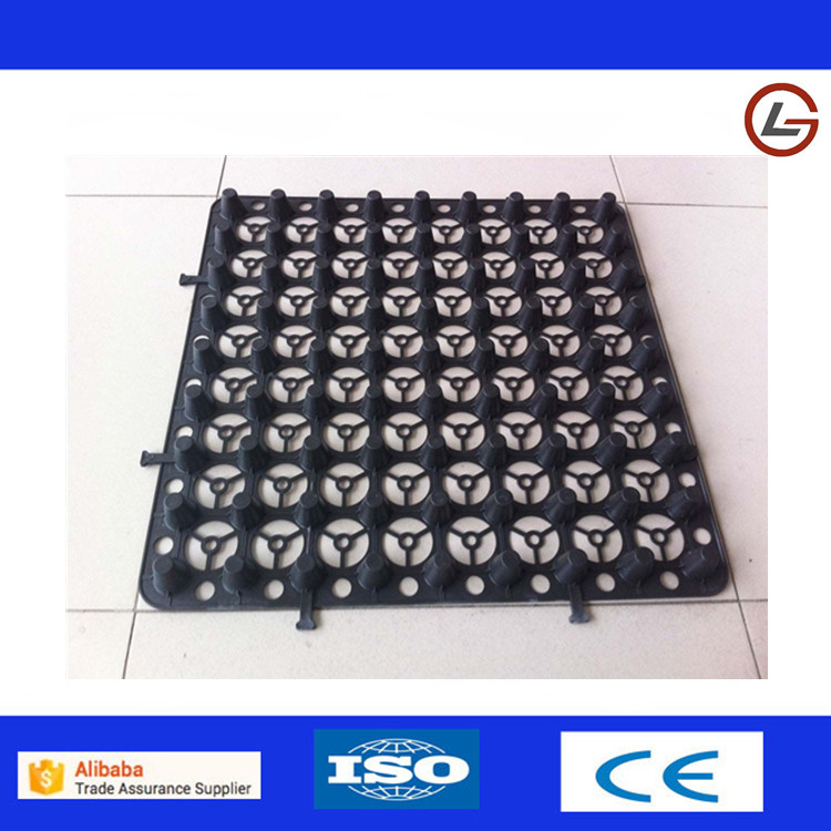 Hot sale drainage board hdpe plastic cell and dimple plate