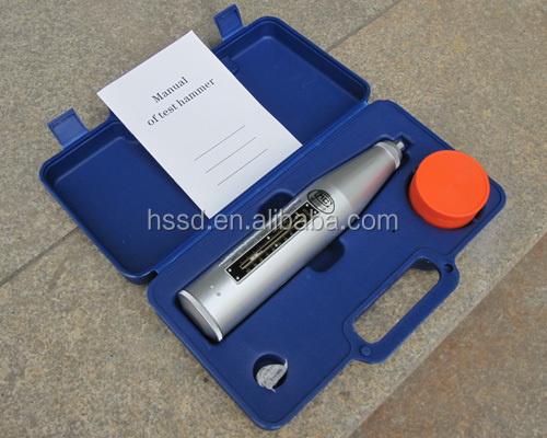 chinese supplier :HS-225B Voice Digital Concrete Test Hammer/rebound hammer concrete test/concrete testing equipment/con