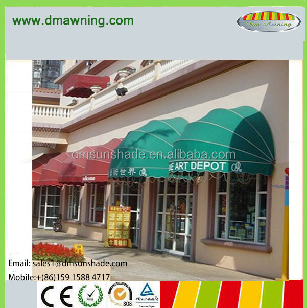French window awnings / French awning