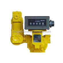 high accuracy flow meter, positive displacement flow meter, fuel oil flow