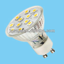 2.5W LED GU10 light bulbs