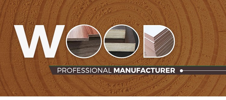 1220*2440mm Commercial Okoume Plywood Supplier from China