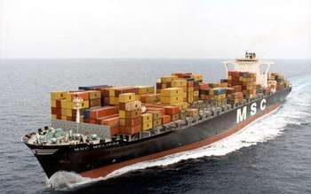 LCL sea freight container transportation from China to Singapore
