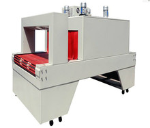 Automatic Steam heat tunnel shrink wrap packaging machine