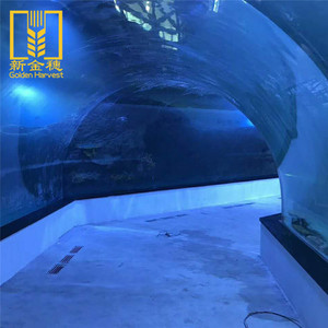 High grade clear panel acrylic glass sheets for aquarium