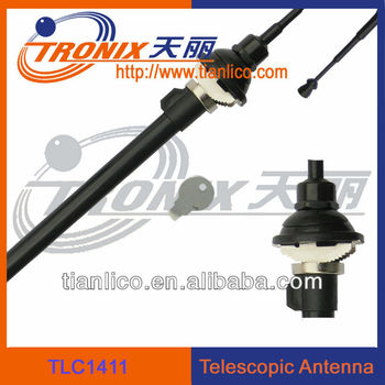 used car telescopic antenna/low price antenna TLC1411