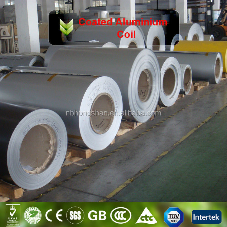 Best Quality Wholesale PVDF / PE coated aluminum coil/foil