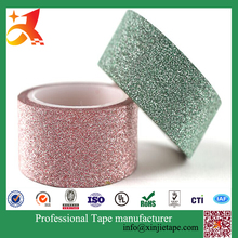 whosale Korea glitter tape,oem glitter tape for diy