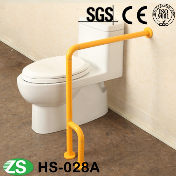 Durable Bathroom Safety Disabled Decorative Grab Bar
