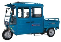 three wheel cargo and passenger tricycle for hot sale