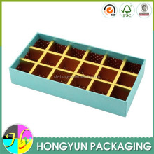 wholesale decorative cardboard boxes for chocolate